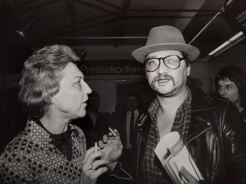 Fassbinder & Lilo Pempeit
