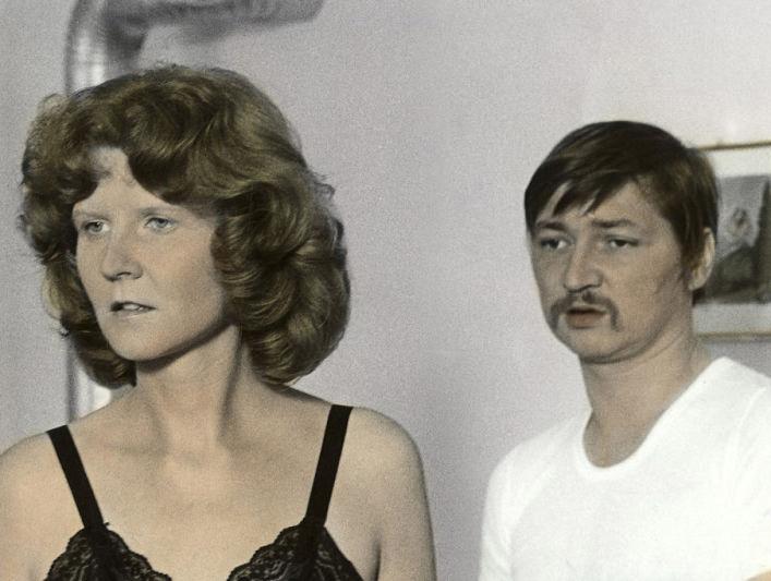 Fassbinder & Irm Hermann